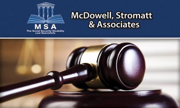 MC DOWELL, STROMATT & ASSOCIATES
