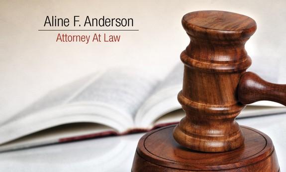 ALINE F. ANDERSON