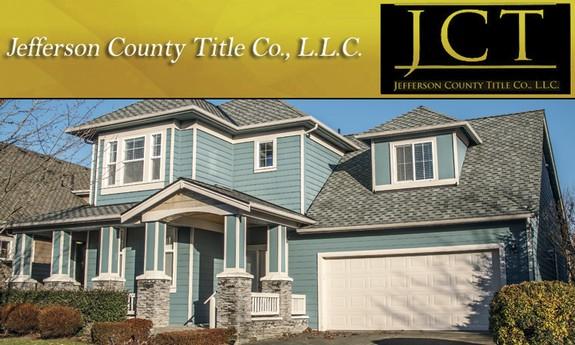 JEFFERSON COUNTY TITLE CO., LLC