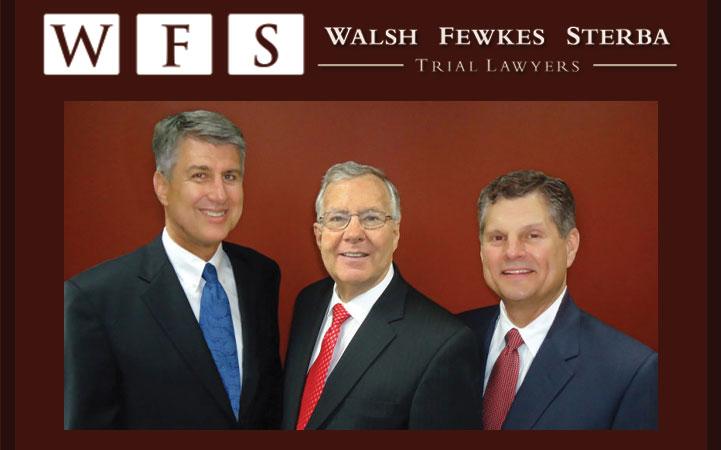 WALSH, FEWKES & STERBA