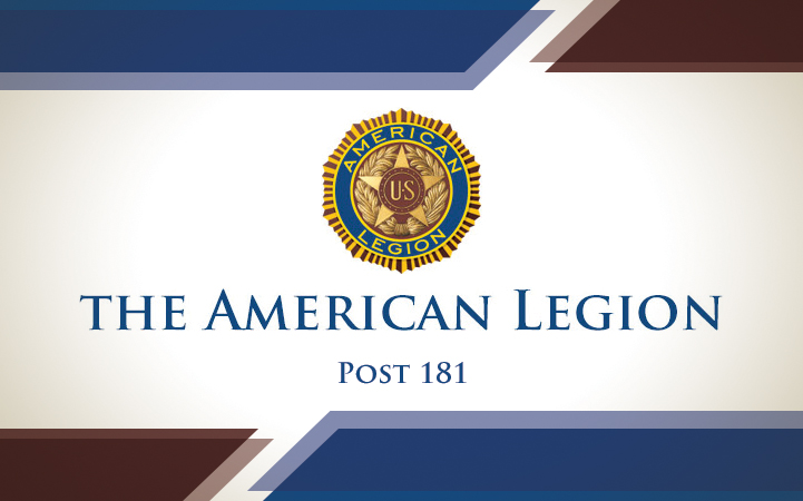 THE AMERICAN LEGION - POST 181