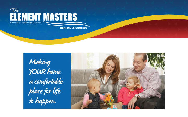 THE ELEMENT MASTERS HEATING & COOLING