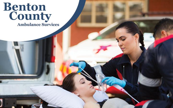 BENTON COUNTY AMBULANCE SERVICES