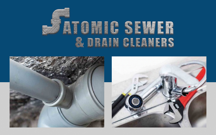 ATOMIC SEWER & DRAIN CLEANERS
