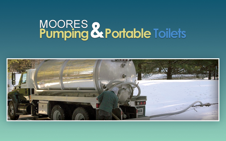 MOORES PUMPING & PORTABLE TOILETS - Local SEPTIC TANKS & SYSTEMS: CLEANING & REPAIRING in Woodbine, IA