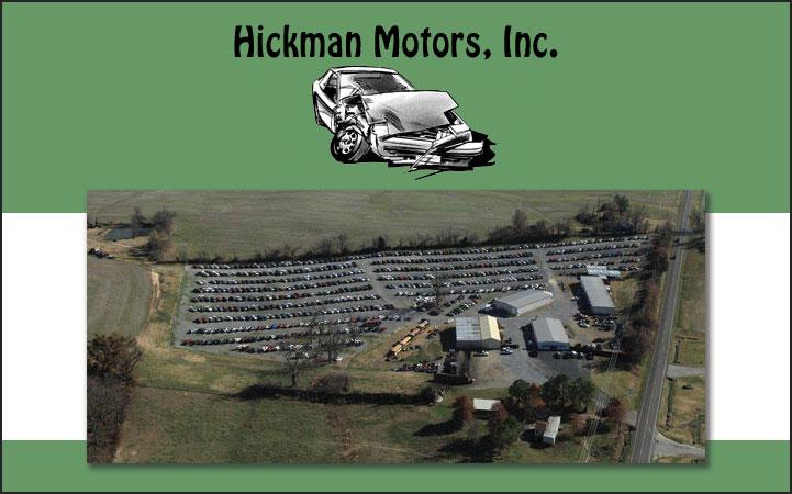 HICKMAN MOTORS, INC.