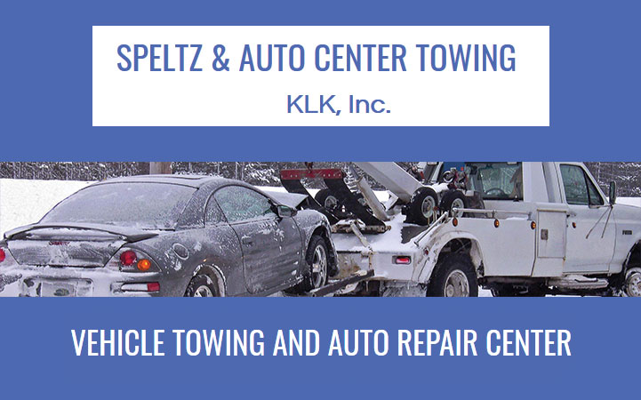 SPELTZ & AUTO CENTER TOWING