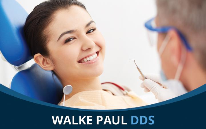 PAUL WALKE, DDS