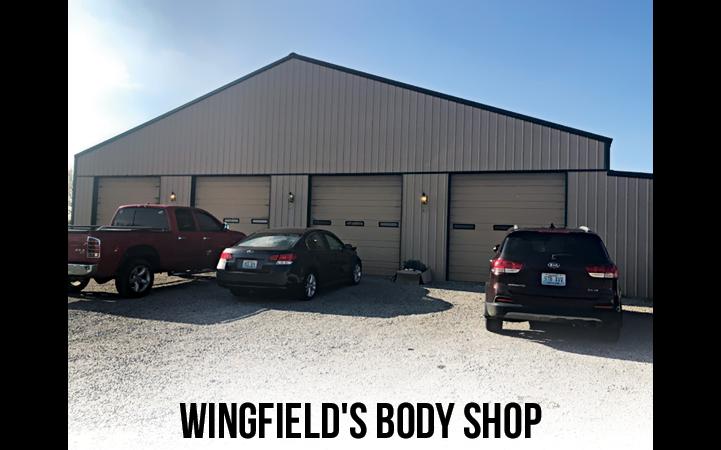 WINGFIELD'S BODY SHOP
