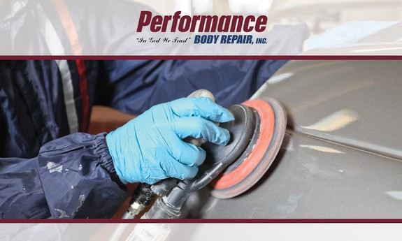 PERFORMANCE BODY REPAIR