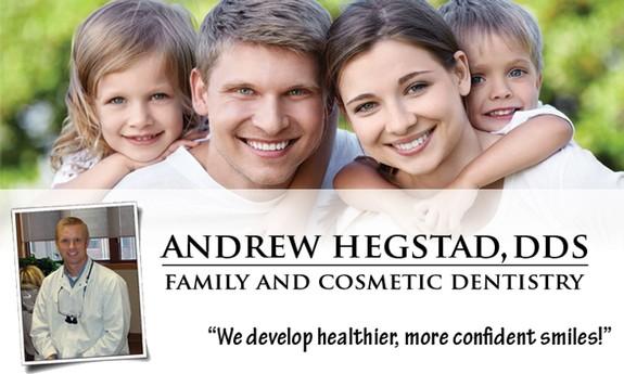 ANDREW HEGSTAD, DDS