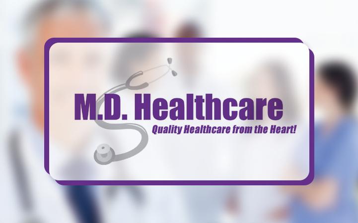 M.D. HEALTHCARE LLC