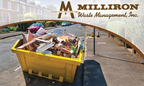 MILLIRON WASTE MANAGEMENT, INC.