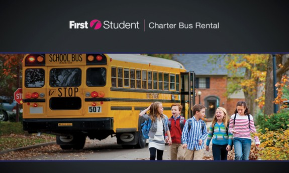 FIRST STUDENT INC - CHARTER BUS RENTAL