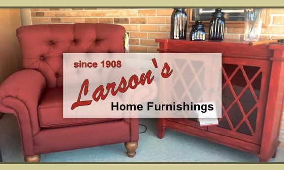 LARSON'S HOME FURNISHINGS