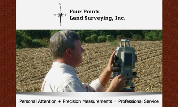 FOUR POINTS LAND SURVEYING