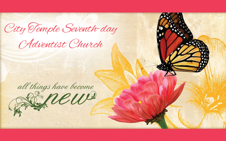 CITY TEMPLE SEVENTH-DAY ADVENTIST CHURCH