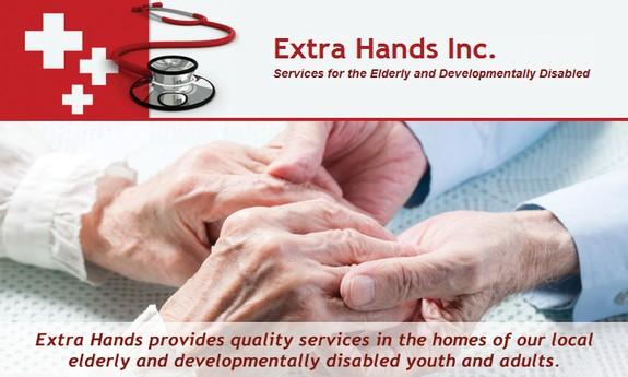 EXTRA HANDS, INC.