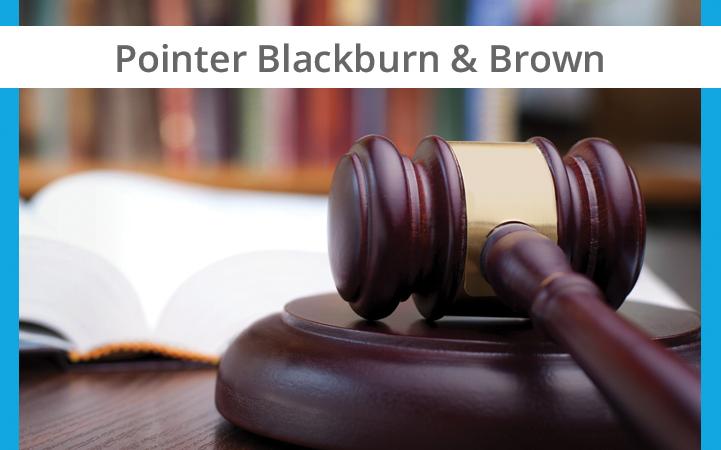 POINTER BLACKBURN & BROWN