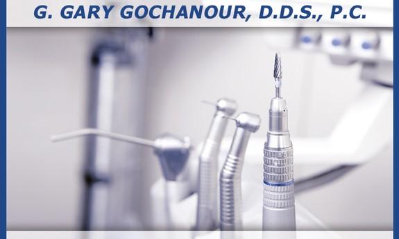G. GARY GOCHANOUR, DDS