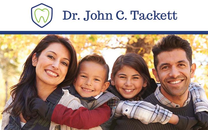 DR. JOHN C. TACKETT