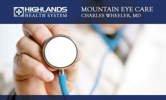 MOUNTAIN EYE CARE - CHARLES P. WHEELER, MD