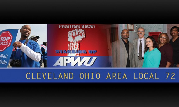 CLEVELAND POSTAL WORKERS UNION