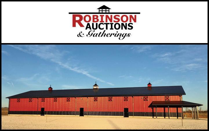 ROBINSON AUCTION SERVICE