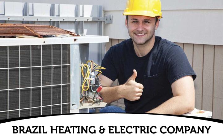 BRAZIL HEATING & ELECTRIC COMPANY