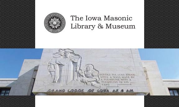 IOWA MASONIC LIBRARY & MUSEUM