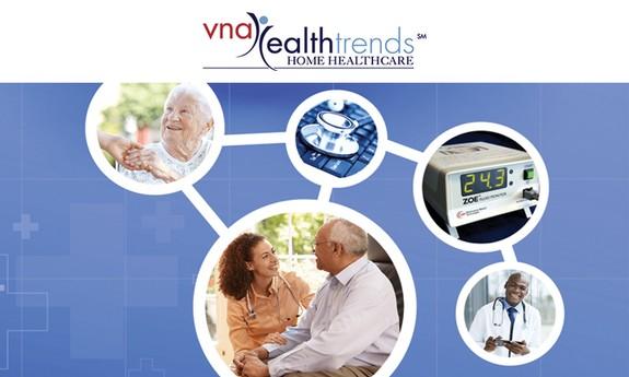 VNA HEALTHTRENDS HOME HEALTHCARE