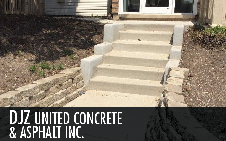 DJZ UNITED CONCRETE AND ASPHALT, INC.