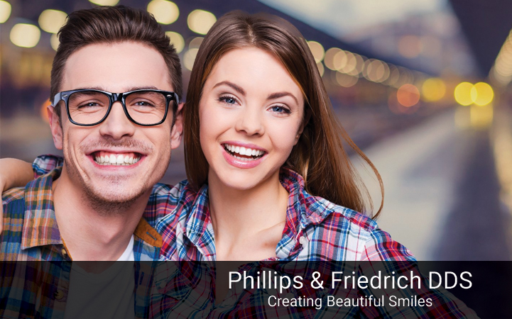 PHILLIPS AND FRIEDRICH DDS