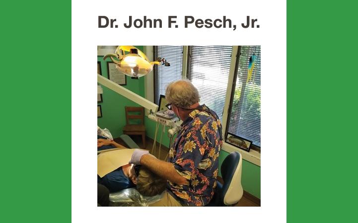 JOHN F. PESCH JR, DDS