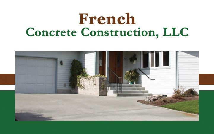 FRENCH CONCRETE CONSTRUCTION LLC
