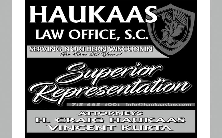 HAUKAAS LAW OFFICE, S.C.