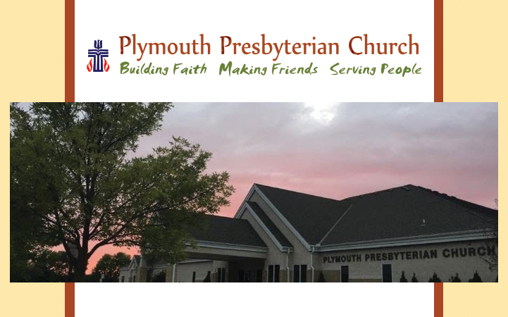 PLYMOUTH PRESBYTERIAN CHURCH