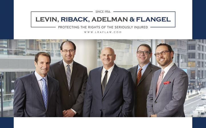 LEVIN, RIBACK, ADELMAN & FLANGEL