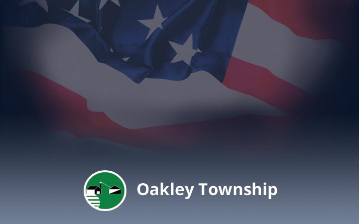 OAKLEY TOWNSHIP ROAD MAINTENANCE