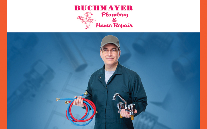 BUCHMAYER PLUMBING HOME REPAIR - Local PLUMBING CONTRACTORS in Iowa City, IA