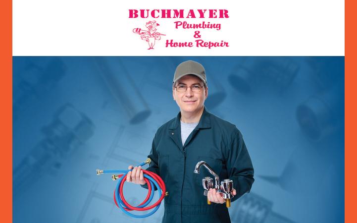 BUCHMAYER PLUMBING HOME REPAIR - Local PLUMBING CONTRACTORS in Iowa City, IA