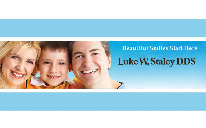 LUKE W. STALEY, DDS INC.
