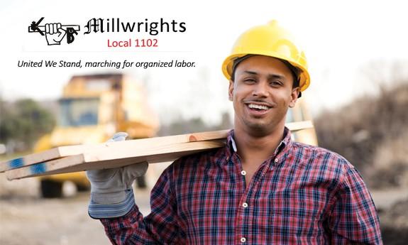 MILLWRIGHTS LOCAL UNION 1102