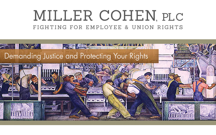 Learn more about MILLER COHEN, PLC