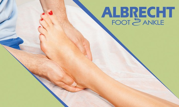 ALBRECHT FOOT & ANKLE