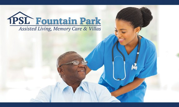 FOUNTAIN PARK ASSISTED LIVING, MEMORY CARE & VILLA