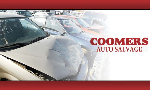 COOMERS AUTO SALVAGE - Local AUTOMOBILE PARTS USED RE-BUILT (WHOL) in Austin, IN