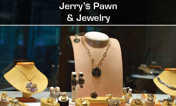 JERRY'S PAWN & JEWELRY