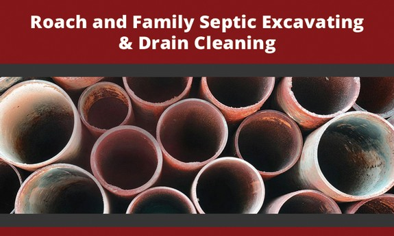 ROACH & FAMILY SEPTIC EXCAVATING & DRAIN CLEANING