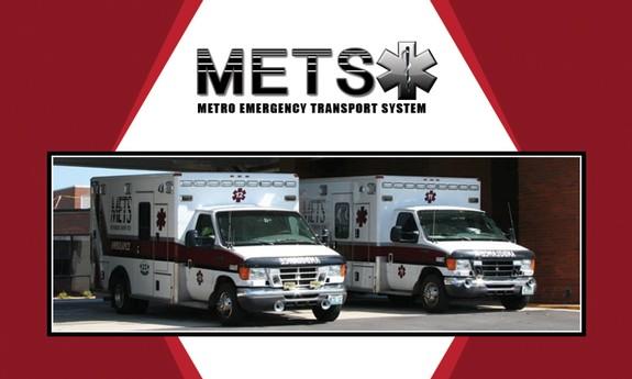 METRO EMERGENCY TRANSPORT SYSTEM